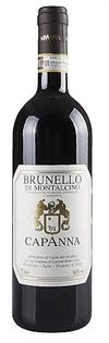 Capanna Brunello di Montalcino 2009 750ml